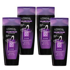 En Target puedes conseguir los L'Oreal Paris Hair Expert Shampoo de 12.6 oz a $3.99 regularmente. Compra (4) y utiliza (2) cupones de $...