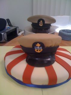 Trendy Gifts For Sister From Brother Navy Chief 57 Ideas Military Retirement, Military Wife, Retirement Ideas, Us Navy Emblem, Navy Cakes, Navy Chief Petty Officer, Hat Cake, Navy Life, Christmas Gift For Dad
