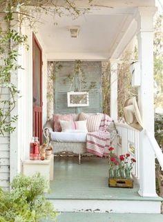 English Cottage Decorating | My Cozy Cottage \/ Eclectic Spaces English Country Cottage Decorating ...