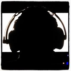 #photog #fun #wiredin #lost #headphones #electronics #whitenoise #music #escape #abstract #gamer #pigpaint
