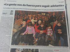 Recaudación de fondos en #Bilbao para #StopSanfilippo