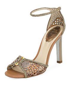 bcf5fe3383b9dc Find the latest fashion items by Rene Caovilla.