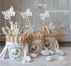 It's Spring time at Cloth & Patina ♥