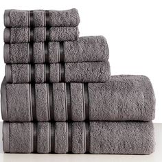 Bonifacio Egyptian Cotton Luxury Towel Set