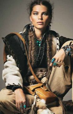 Turquoise, * so much more * my kind of style - comfort in boho chic elegance!