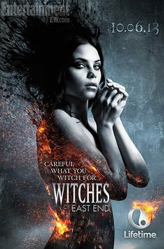 Shows 048 (Witches of the East End - Freya)