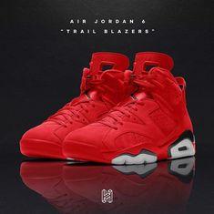 In Hatfield designs the Air Jordan VI, drawing inspiration from Jordan's sportscar. Jordan Shoes For Men, Air Jordan Sneakers, Nike Air Shoes, Nike Air Jordan 6, Best Sneakers, Custom Sneakers, Sneakers Fashion, Shoes Sneakers, Kd Shoes