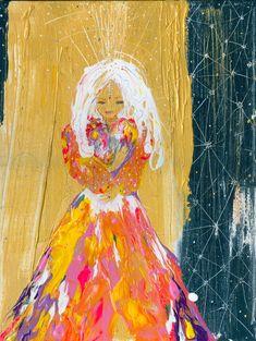 $38.50 6x8 Healing by Mira Amir on Artfully Walls