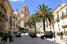The staggeringly beautiful town of Ragusa, Sicily | #Sicily, a brief guide to the Italian island's sublime sights | Weather2Travel.com #italy #travel #summer