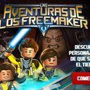 Star Wars Las aventuras de los Freemaker
