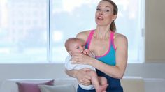 How to fit in exercise when you've got a baby.