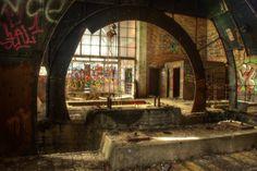 Urbex: Charbonnage du Hasard 42    Abandoned coal mine somewhere in Belgium.