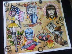 The Watchman tattoo ideas