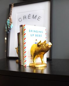 bookend styling