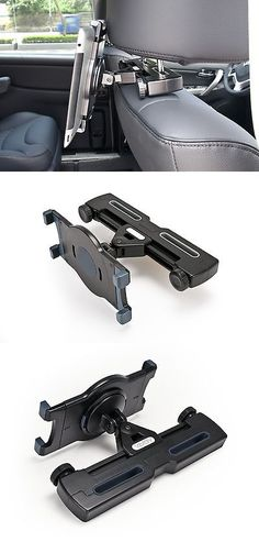 Mounts and Holders: Aidata U.S.A Tablet Car Headrest Mount -> BUY IT NOW ONLY: $34.99 on eBay!