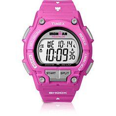 Relógio Digital Ironman Endure Shock Esportivo Unissex Rosa TI5K432N - Timex