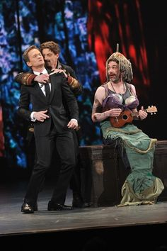 I want to see Peter and the Starcatcher... Favorite play of the season without a doubt