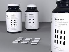 Creativity and innovation, packaging design inspiration, brand packaging, creative package, package design Medical Packaging, Brand Packaging, Health Snacks For Work, Best Powder, Health Is Wealth Quotes, Pill Bottles, Creativity And Innovation, Black And White Design, Packaging Design Inspiration
