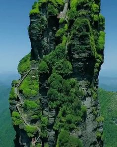 Abenteuerreisen Incredible view of Fanjingshan or mount Fanjing, Guizhou, China Beautiful Places To Travel, Wonderful Places, Cool Places To Visit, Beautiful Places In America, Amazing Places On Earth, Nature Photography, Travel Photography, China Travel, Vacation Places
