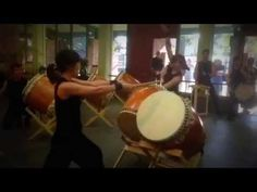 Taiko drum - YouTube  My favorite taiko performance.