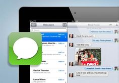 The iMessage service of Apple that got introduced just a year and half has found to be quite vulnerable to attack, which uses flood of numerous messages or the messages as long to keep the application is solidified unstable.