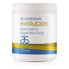 Arbonne evolution full control is clinically proven to help support