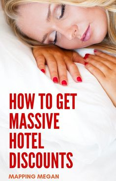 If you're wondering how to get hotel discounts this is our best travel tip: click through to read our hacks for getting cheap hotels every single time. cheap hotels in new york city Travel Advice, Travel Tips, Solo Travel, Budget Travel, Hotel Hacks, Single Travel, Leading Hotels, Cheap Hotels, Paris Hotels