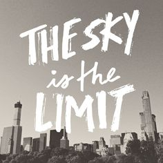 """The Sky's the Limit"" Art Print by EPar on Society6."