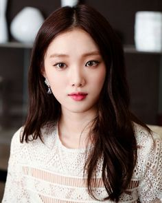"""sungkyunglee: """""""" 150906 Lee Sung Kyung at 'Laneige Beauty Road with BB Cushion' event in China """" """""""
