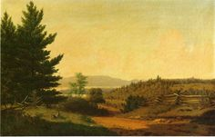 Hudson Valley Paintings