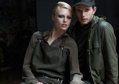 Military: key fashion trends of the season