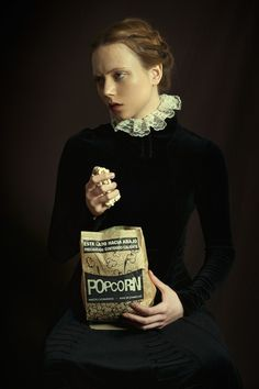 Romina Ressia was born in 1981 in Argentina, in a small town near to Buenos Aires. She is dedicated to creating art photography.