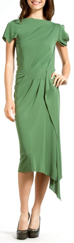 ROLAND MOURET DRESS @Michelle Coleman-HERS   Great to hide a bit of a tummy!!!