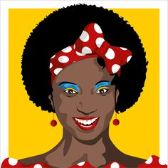 Negrita Puloy | Danzas de la Negrita Puloy: Surgió como disf… | Flickr Afro Girl, 3 Face, Photo Booth, Character Art, Pop Art, Snow White, Disney Characters, Fictional Characters, Disney Princess