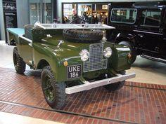 Land Rover serie I (1951)