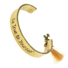 ✨SALE ✨✨Be True To Yourself Cuff Bracelet✨  ✨ Be True To Yourself Cuff Bracelet ✨ Jewelry Bracelets