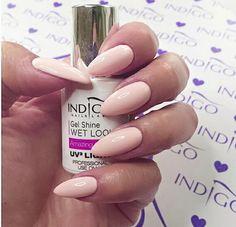 Klasycznie i naturalnie - Indigo Gel Brush Eleganza by Indigo Educator Agata Kaczmarek, Warszawa Śledź nas na Pintereście! www.indigo-nails.com #nailart #nails #indigo #nude #classy #eleganza