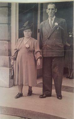 Oma en opa Vermeulen-Donk