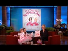 For the first time in 2013, Sophia Grace & Rosie are back from England to catch up with Ellen! They told her about their new adventures in retainers, and their gift from Father Christmas.