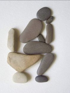 Pebble Art - Thinker on the loo with funny bathroom quotes - Rude art - Funny art - Home Déco., Pebble Art - Thinker on the loo with funny bathroom quotes - Rude art - Funny art - Home Décor Gift - Handmade in France - Stone Crafts, Rock Crafts, Diy And Crafts, Bathroom Quotes, Bathroom Humor, Bathroom Wall, Creation Deco, Funny Art, Pebble Art
