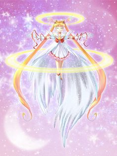 Ultra Sailor Moon by Bloom2
