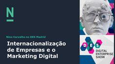 Internacionalização de Empresas e o Marketing Digital - DES Madrid