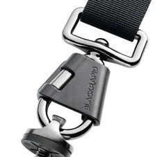 LockStar - that would've prevented my camera from coming off of the strap in Ireland! $10