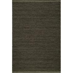 Bedroom Rug - Epping Hand-Woven, Smoke, 8x10' - Wayfair
