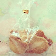 Home Made Cookie- Wrapped as gift