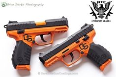 Add a little color to your pistol? What if you were to open carry this pistol?