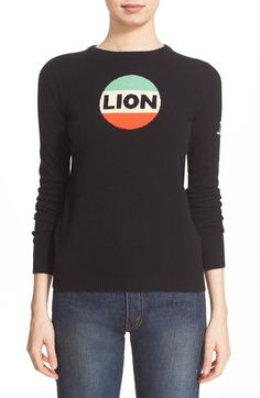 Bella Freud 'Lion Stripe' Sweater $445.00 #Sale #womensfashion #PartyClothing