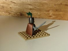 MINICAPES  bronze by madebymichellestore on Etsy Lego minifigure capes
