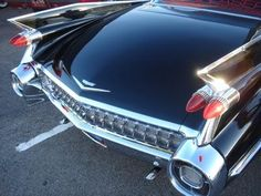 Detroit Chrome. In these times of fuel economy, having all this heavy chrome would still be great