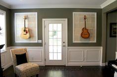 DIY Framed Guitars - Fun Cheap or Free